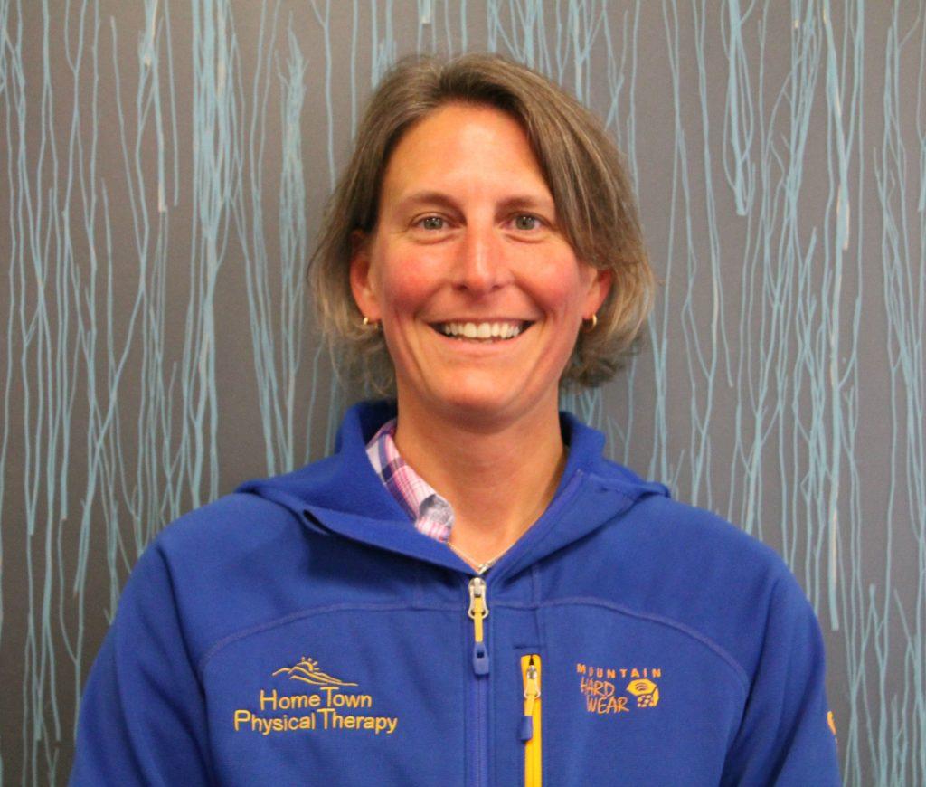 Brenda Wolverton, PT, MPT, OCS, COMT